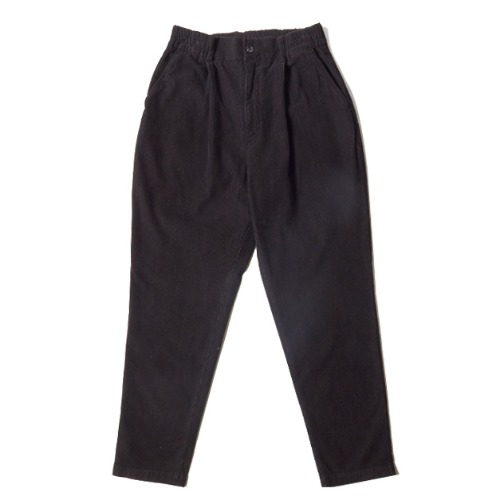 CORD TROUSERS_BLACK