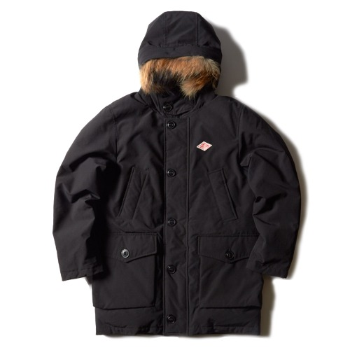 TUSSAH DOWN COAT_BLACK