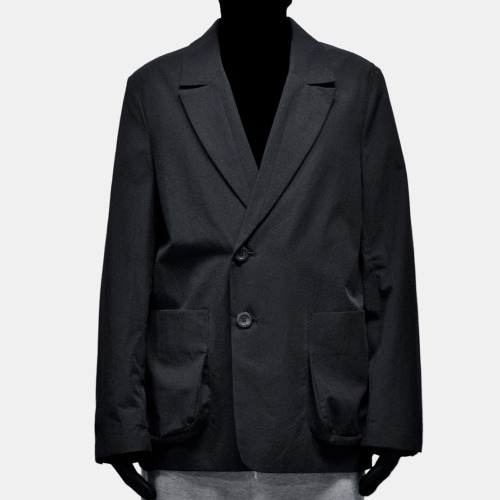 TAILORED JACKET_BLACK