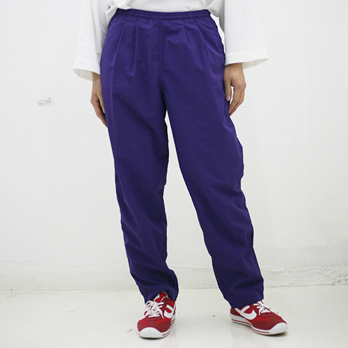 TRACK PANTS_PURPLE