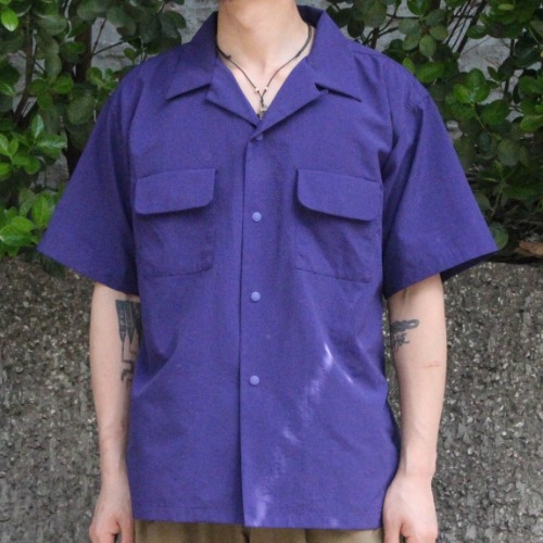 CAMP SHIRTS_PURPLE
