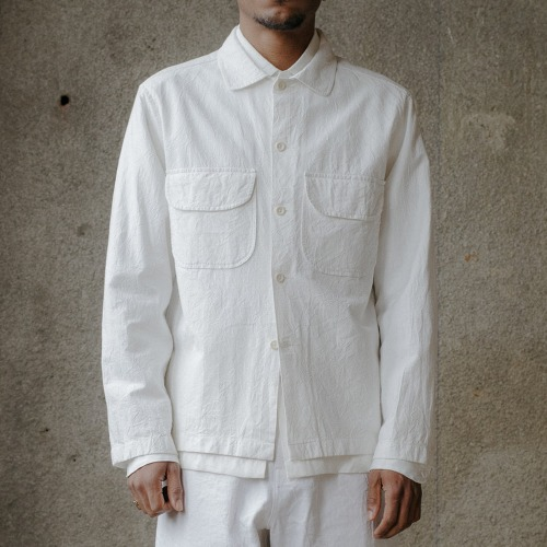 FIELD SHIRT_WHITE