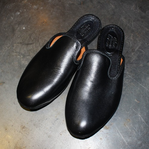 LEATHER ZAPATILLAS_BLACK