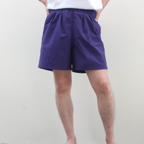 TRACK SHORT_PURPLE