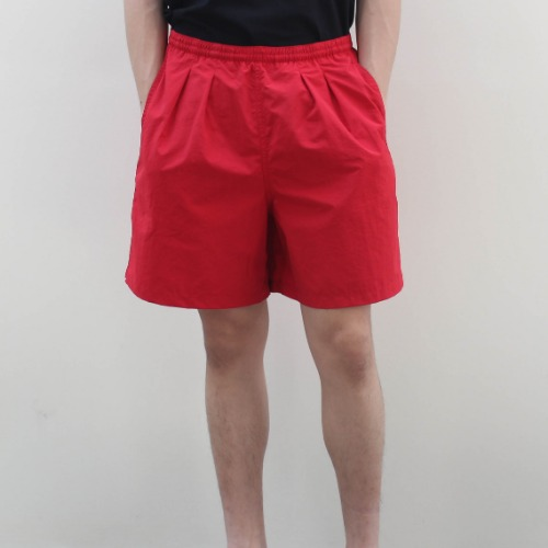 TRACK SHORT_RED
