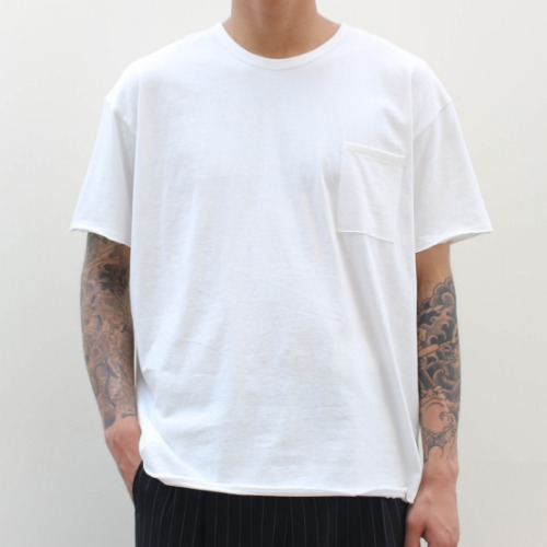 BASIC SEXY SS T-SHIRT_WHITE