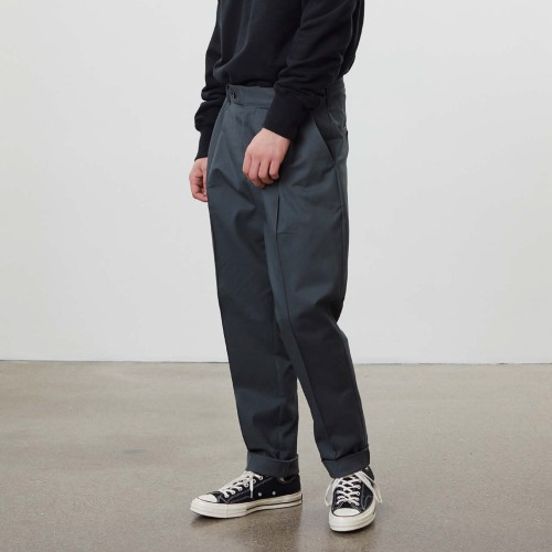 SCENE TROUSERS_DARK GREY