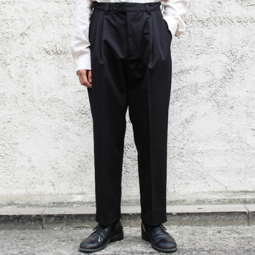 SCENE TROUSERS_DEEP NAVY