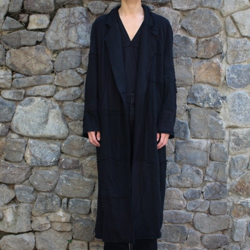 FULL LENGTH CASHMERE COAT