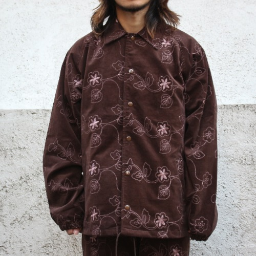 DIRECTOR JACKET_BROWN