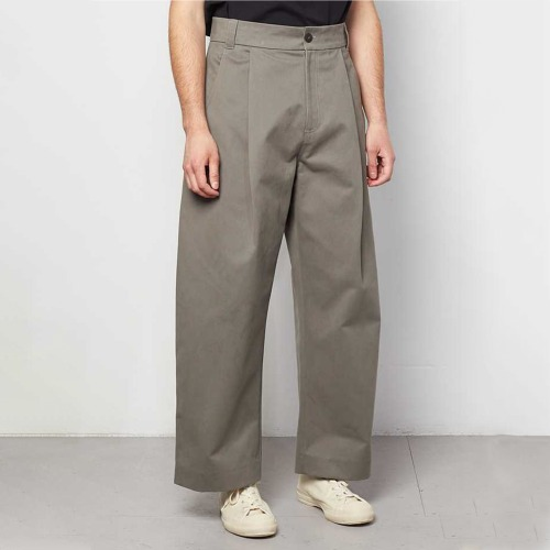 BEN VOLUME PANTS_LEAD