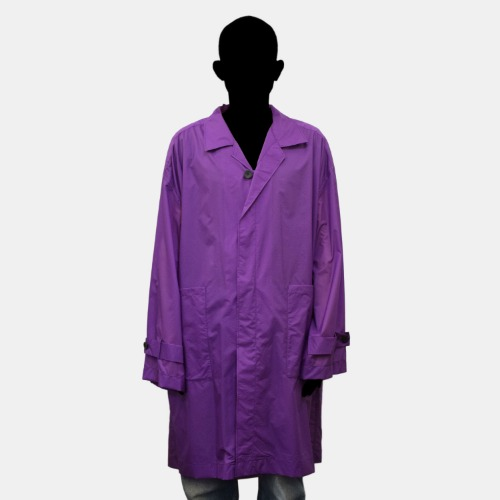 RAIN COAT_PURPLE