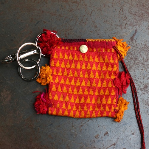 KEY RING POUCH_ASOTE