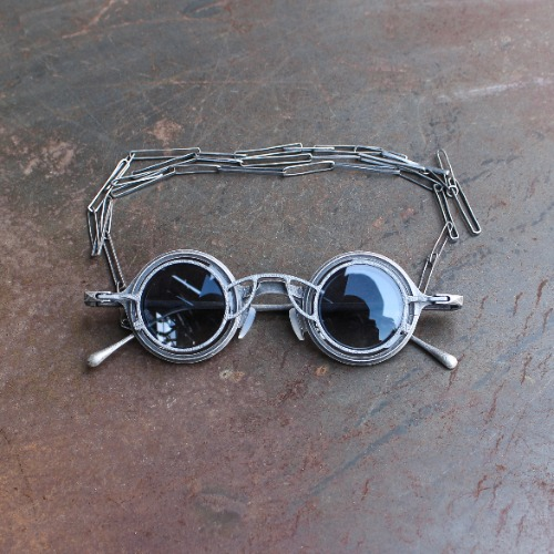 STERLING SIVER SUNGLASS WITH HOLDER