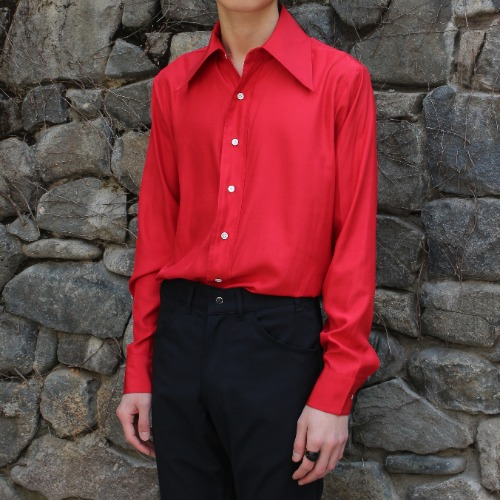 CLASSIC SHIRTS_RED