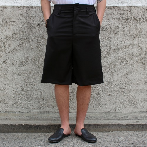 SHORT BAGGY_BLACK