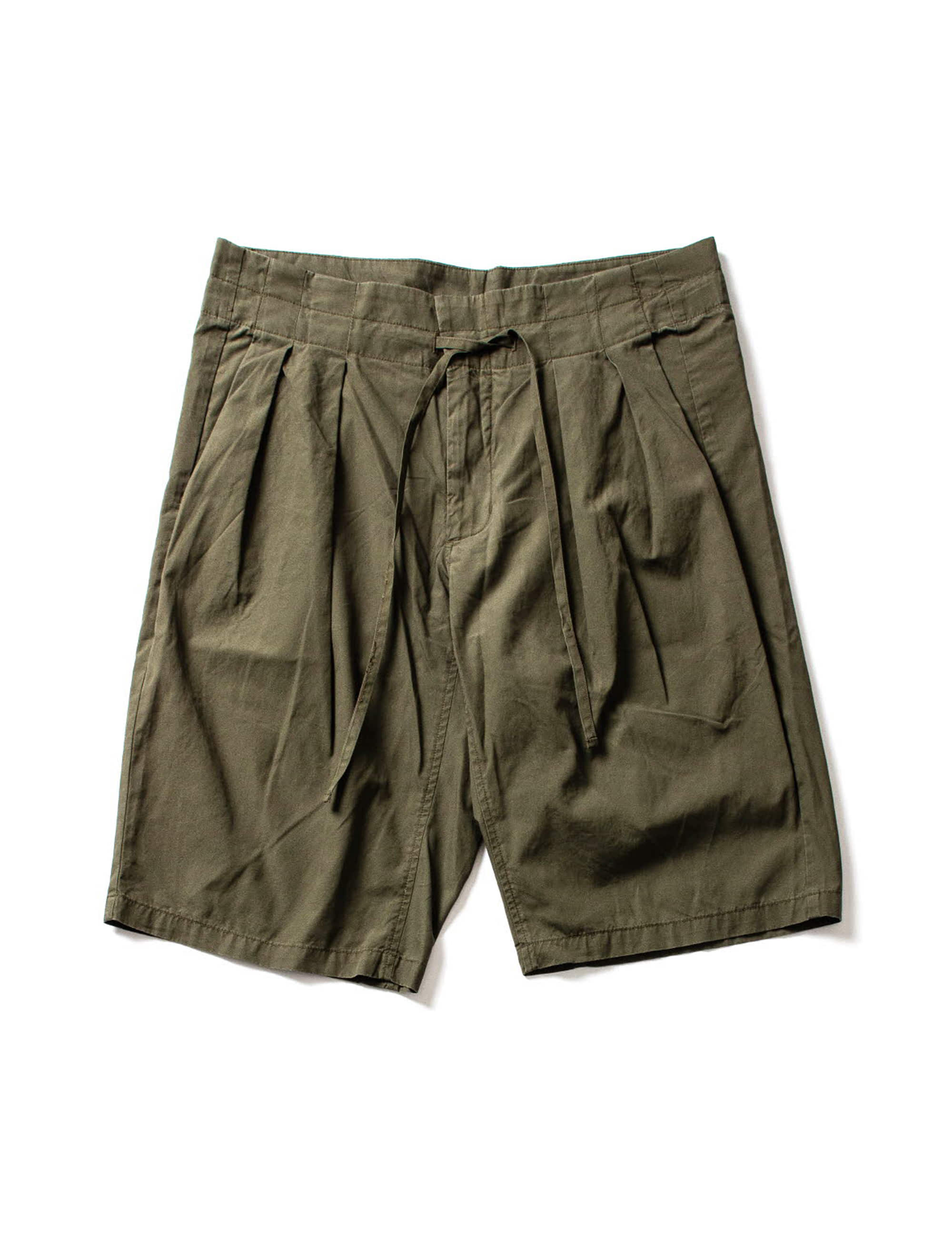 DROP CROYCH SHORTS_OLIVE