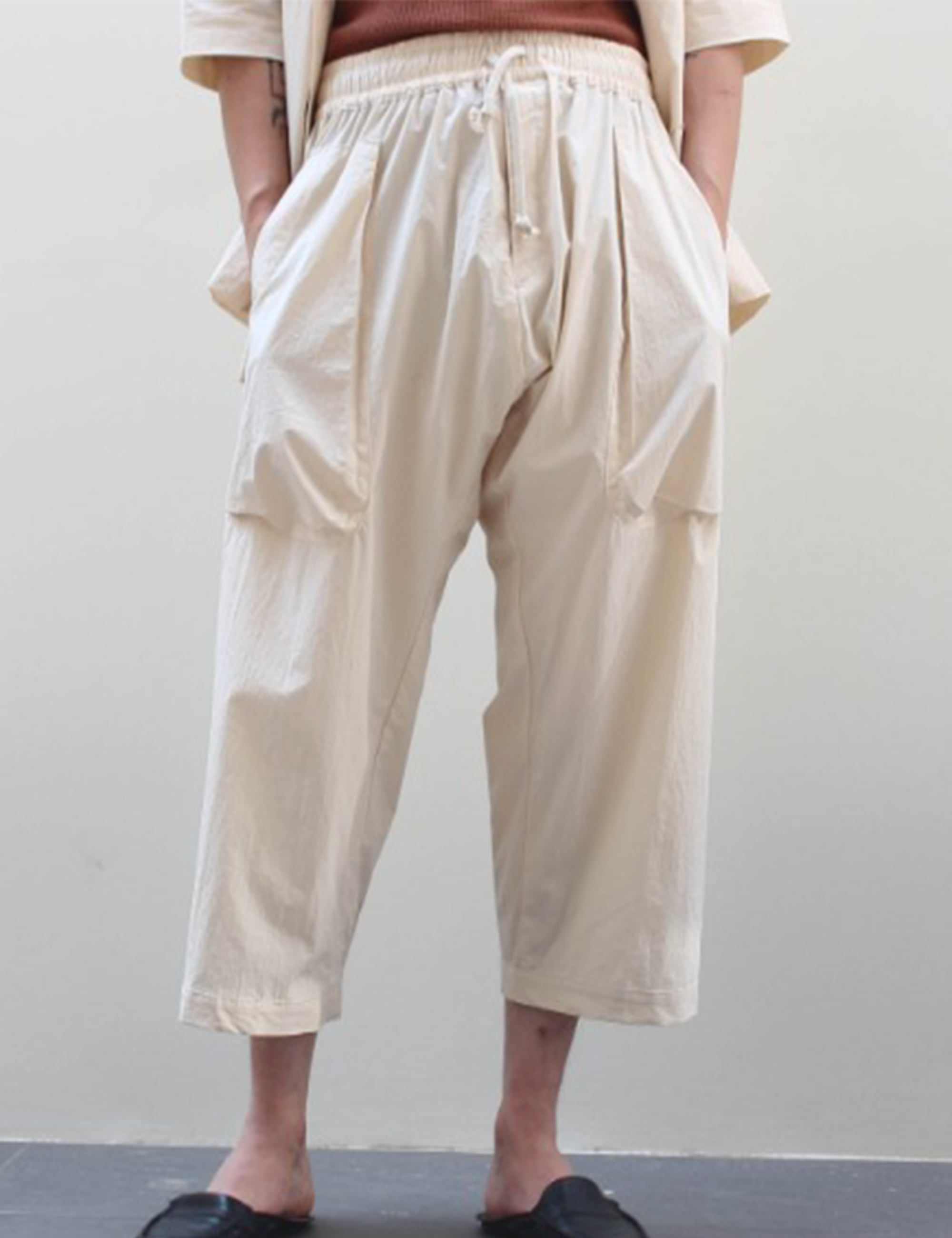 WIDE TROUSER_KINARI