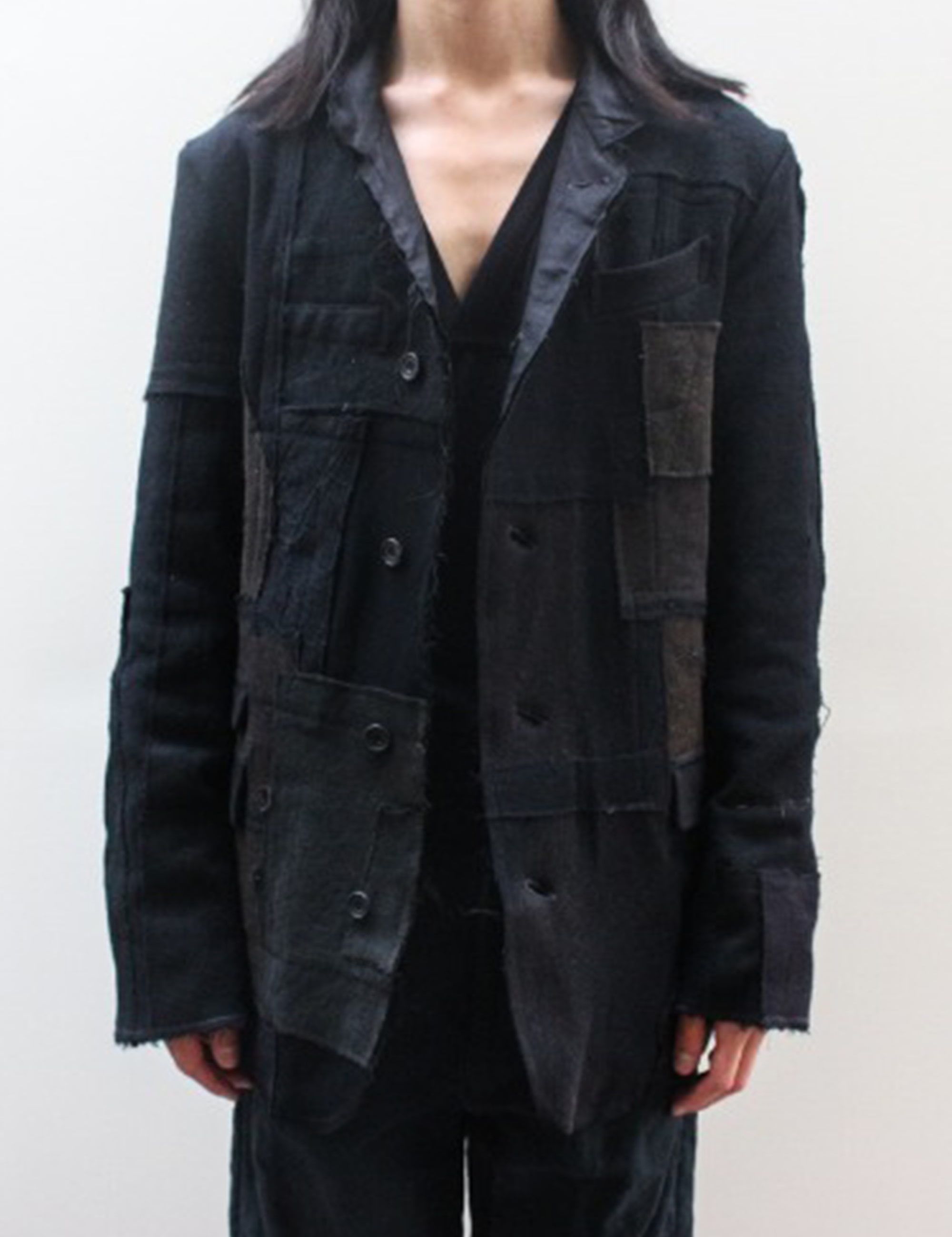 5 BUTTON JACKET