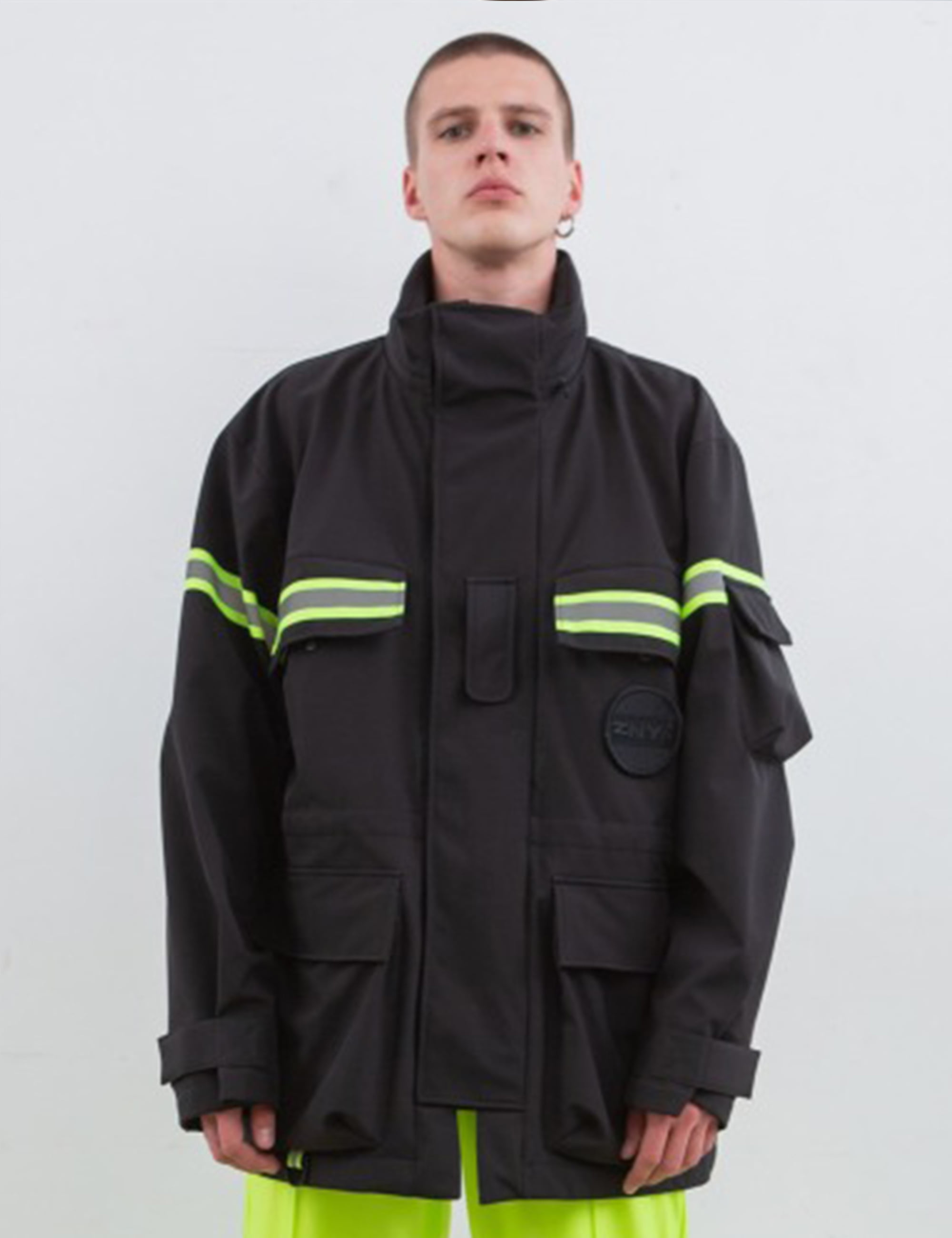 LIFESAVER'S JACKET_BLACK