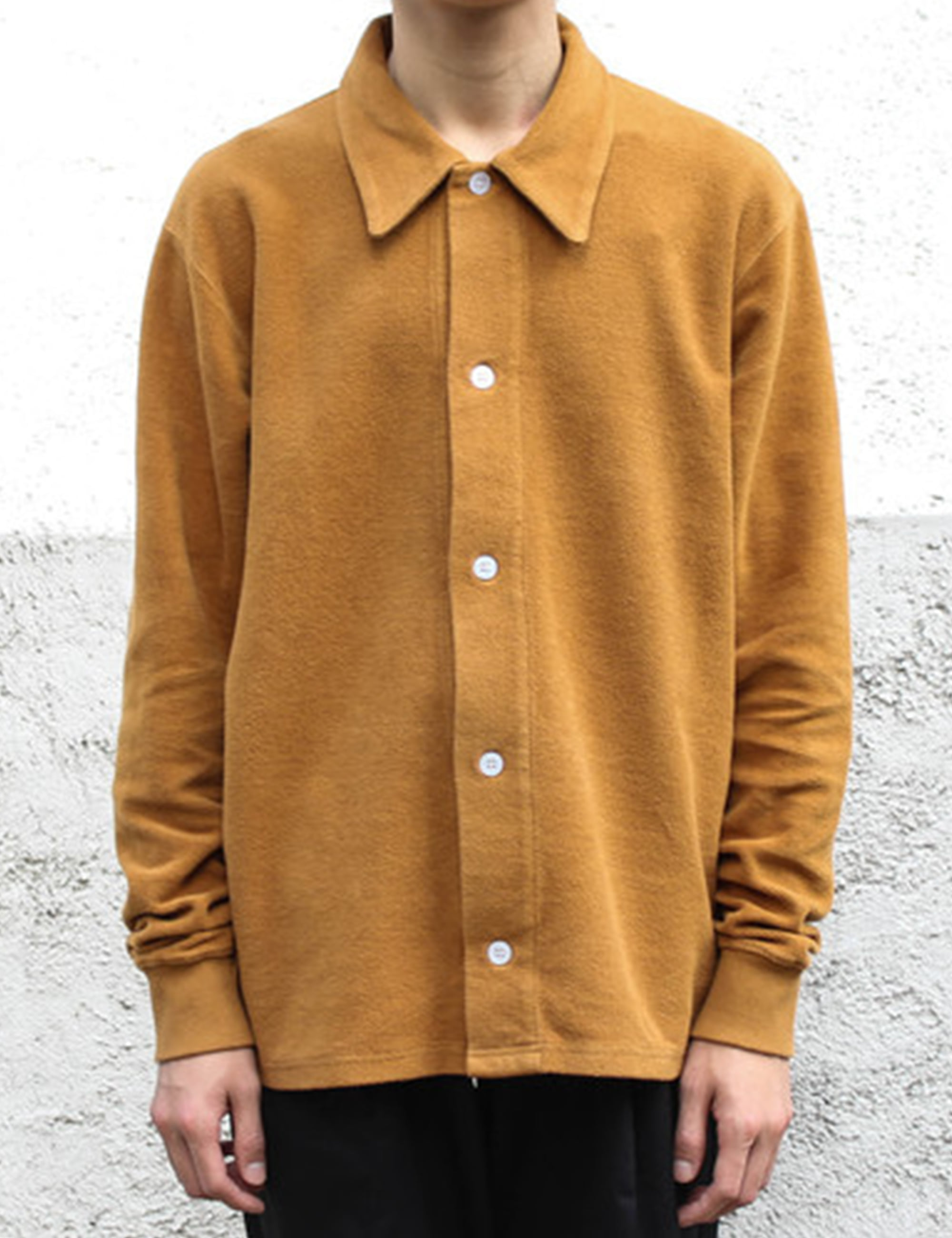 LUCEN SHIRT_BROWN