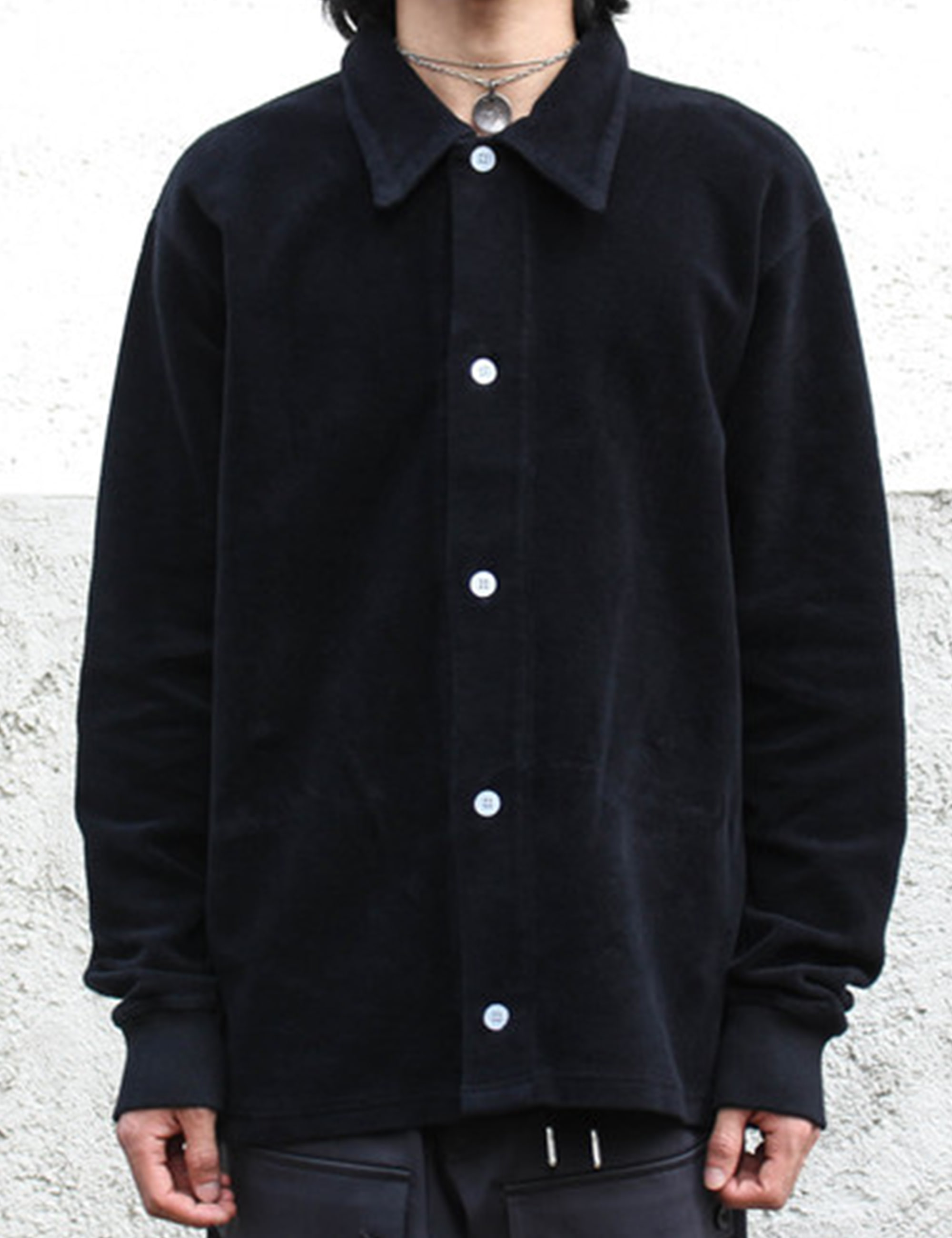 LUCEN SHIRT_BLACK