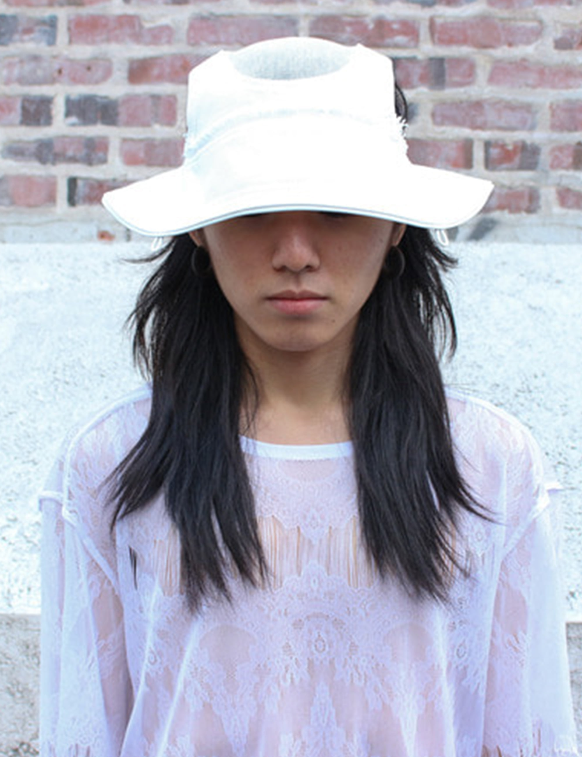 PANAMA HAT_WHITE