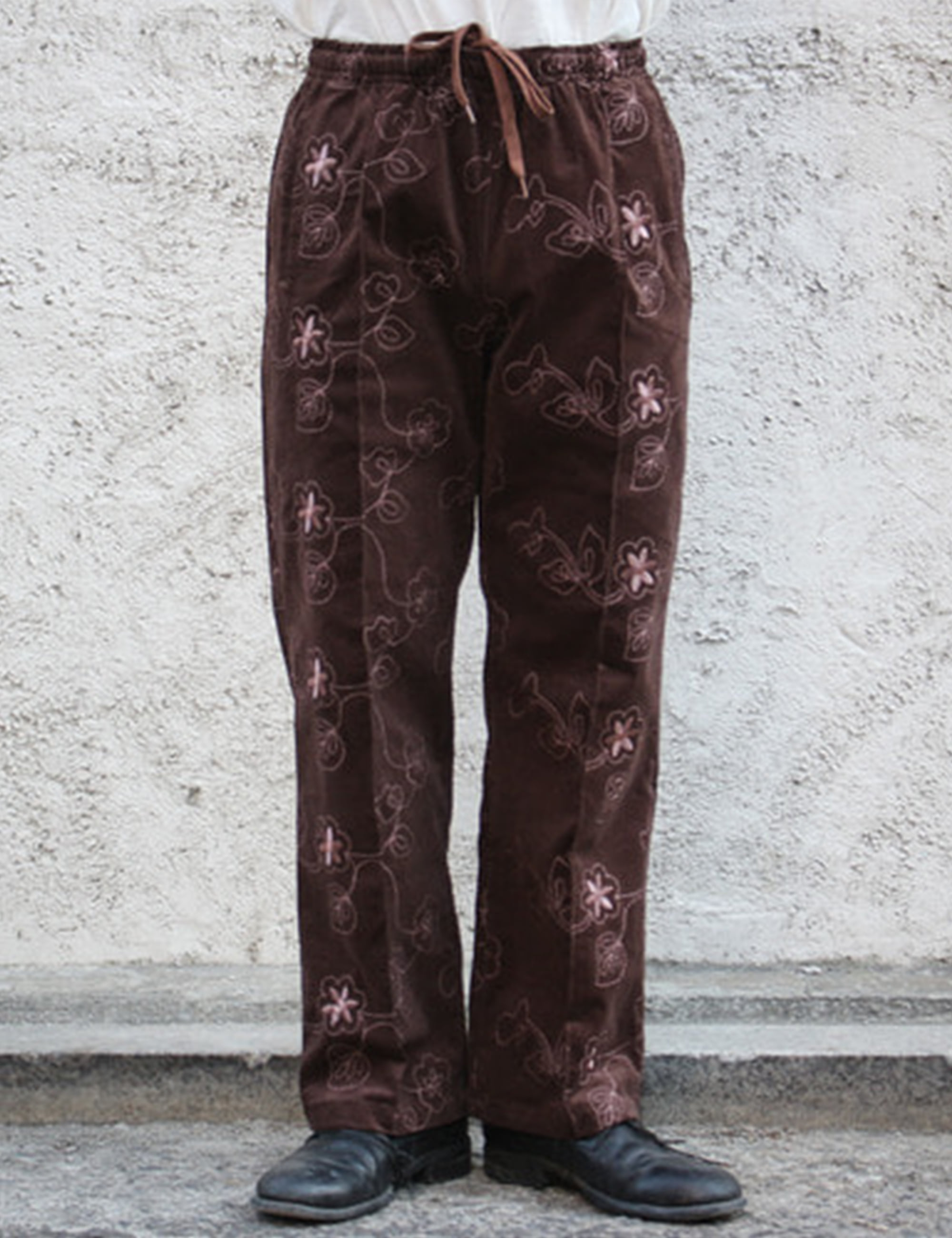 BEISBOL PANTS_BROWN