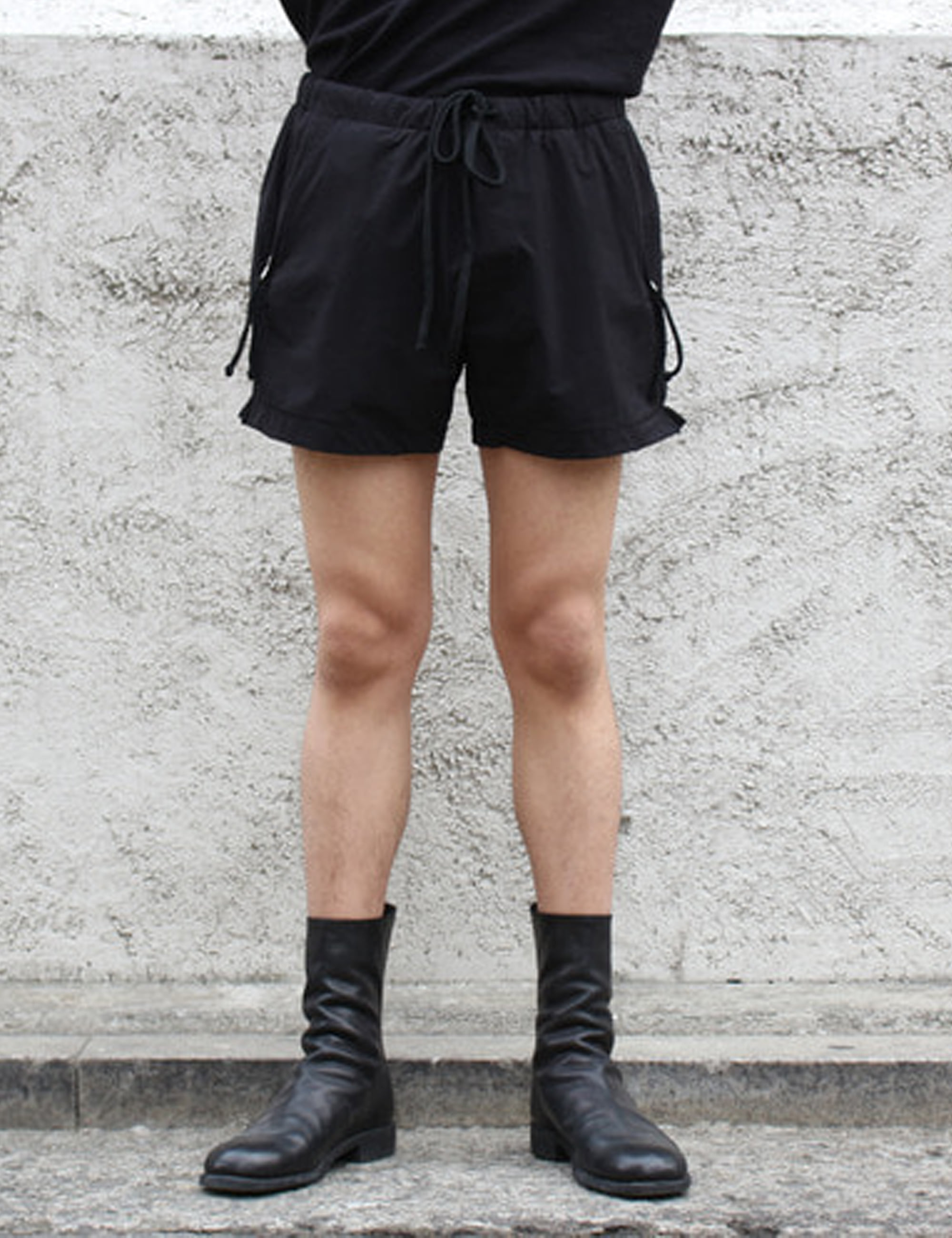 SWIM SHORTS_BLACK