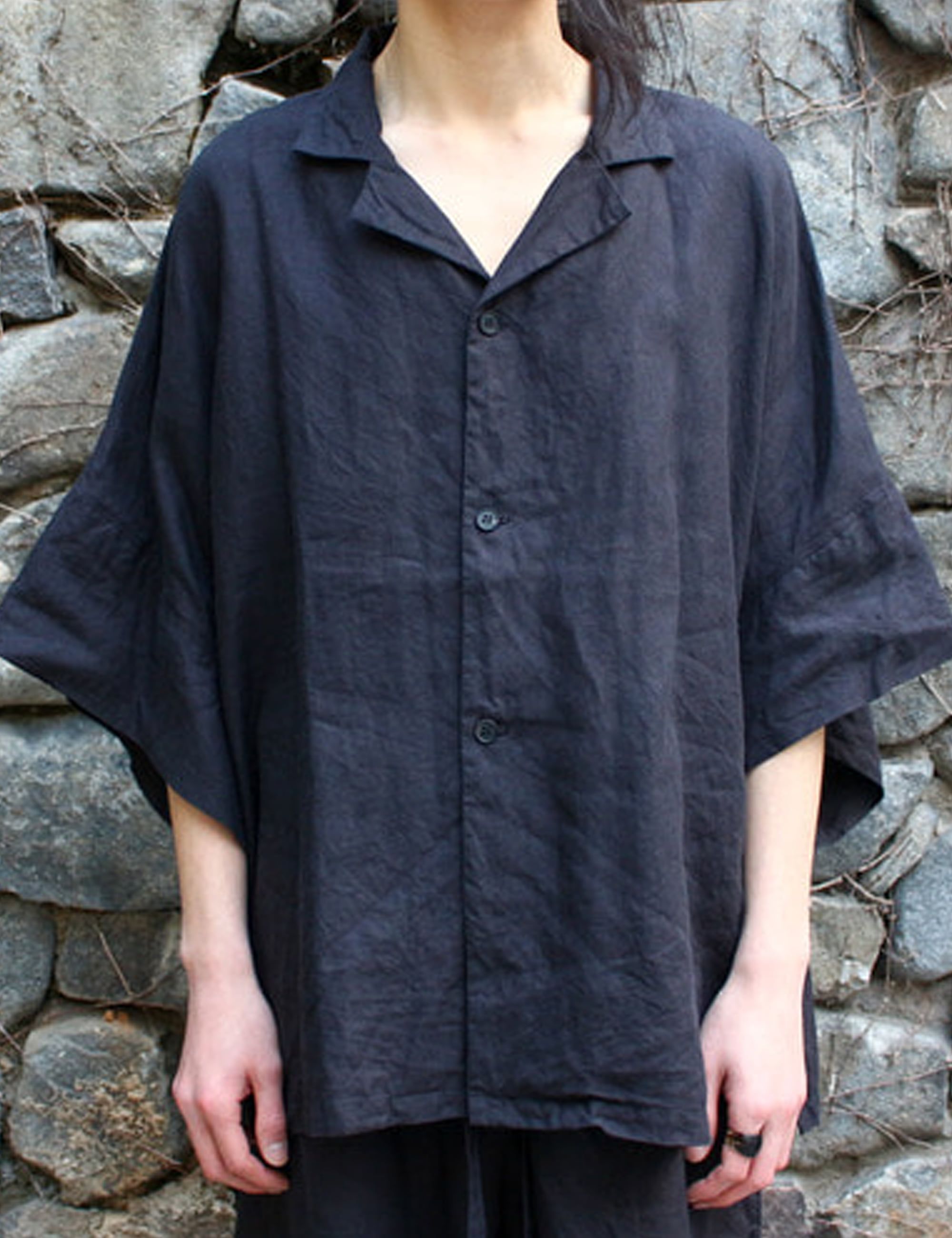 FATTY SHIRTS_BLACK