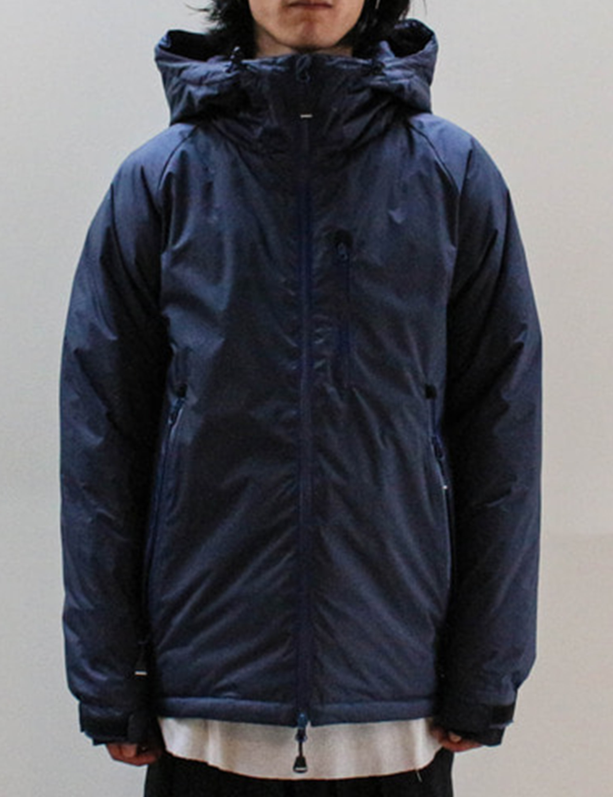 AURORA DOWN JACKET_NAVY