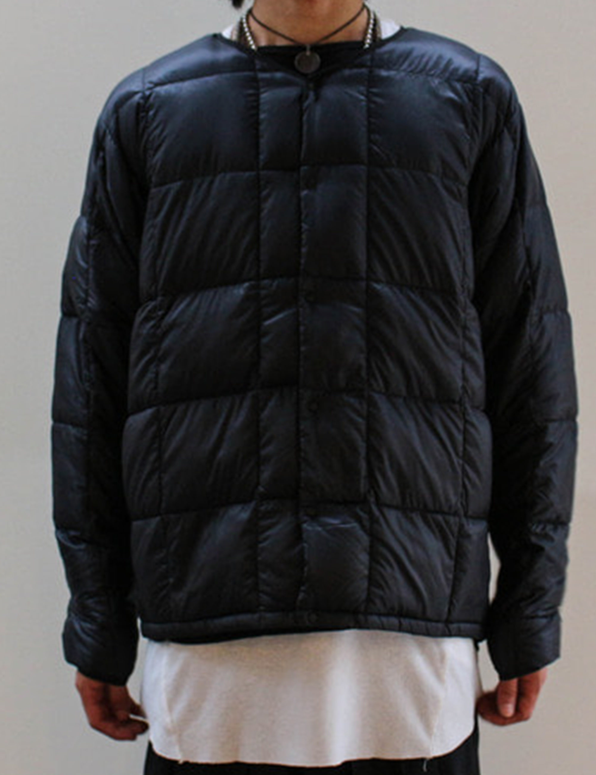 INNER DOWN JACKET_BLACK
