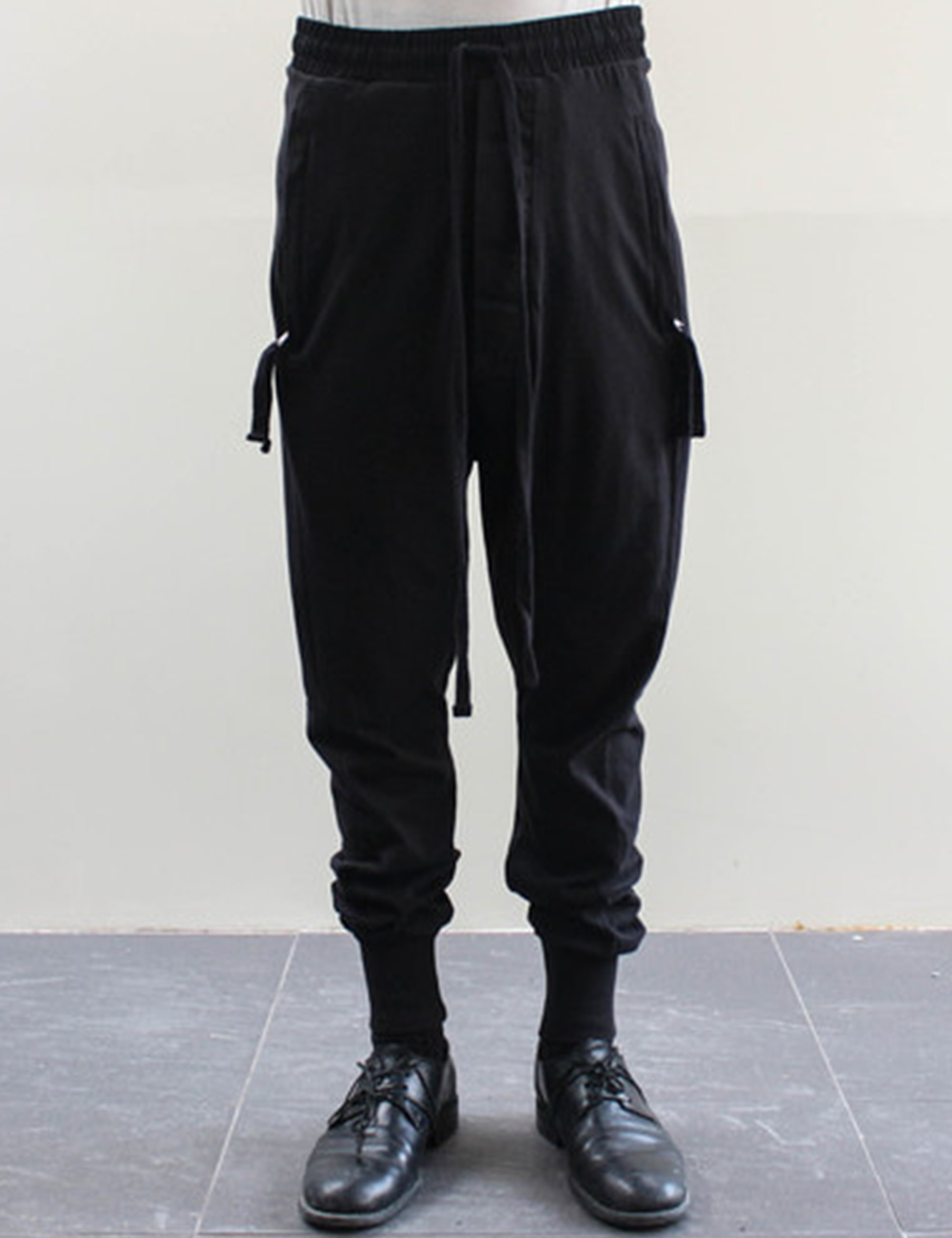 SWEAT PANTS_BLACK