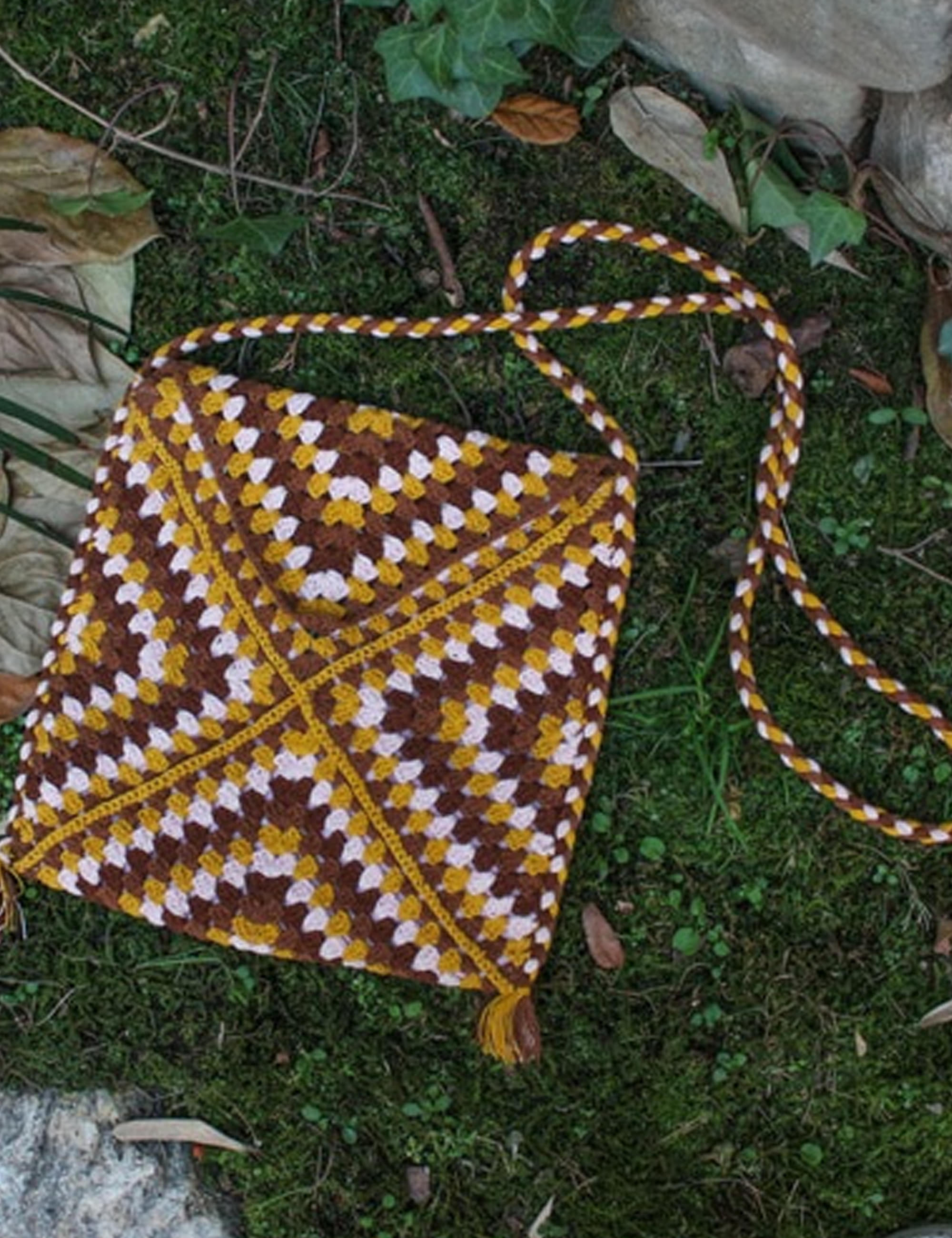 CROCHET BAG_OAK