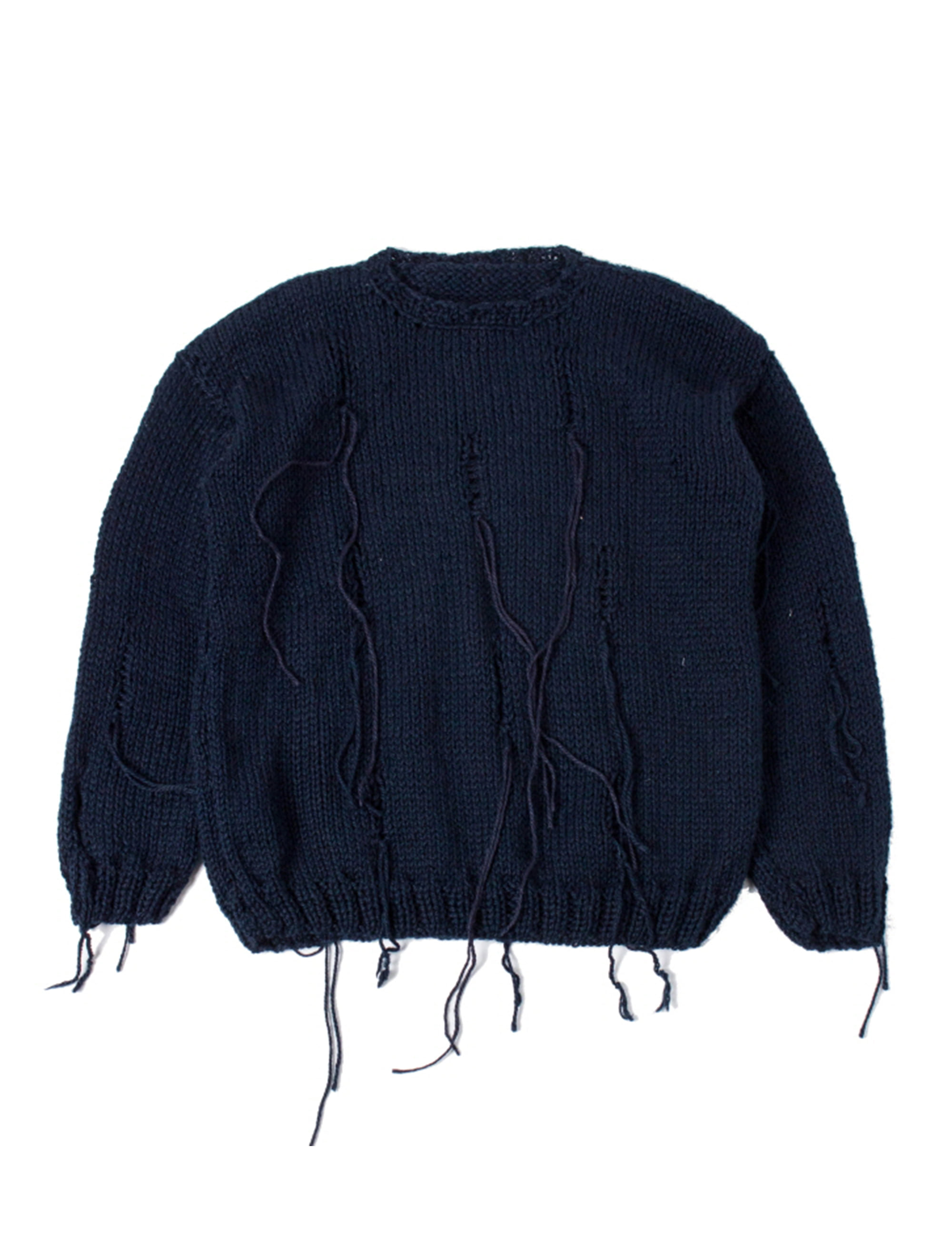 Hermano Sweater_Navy