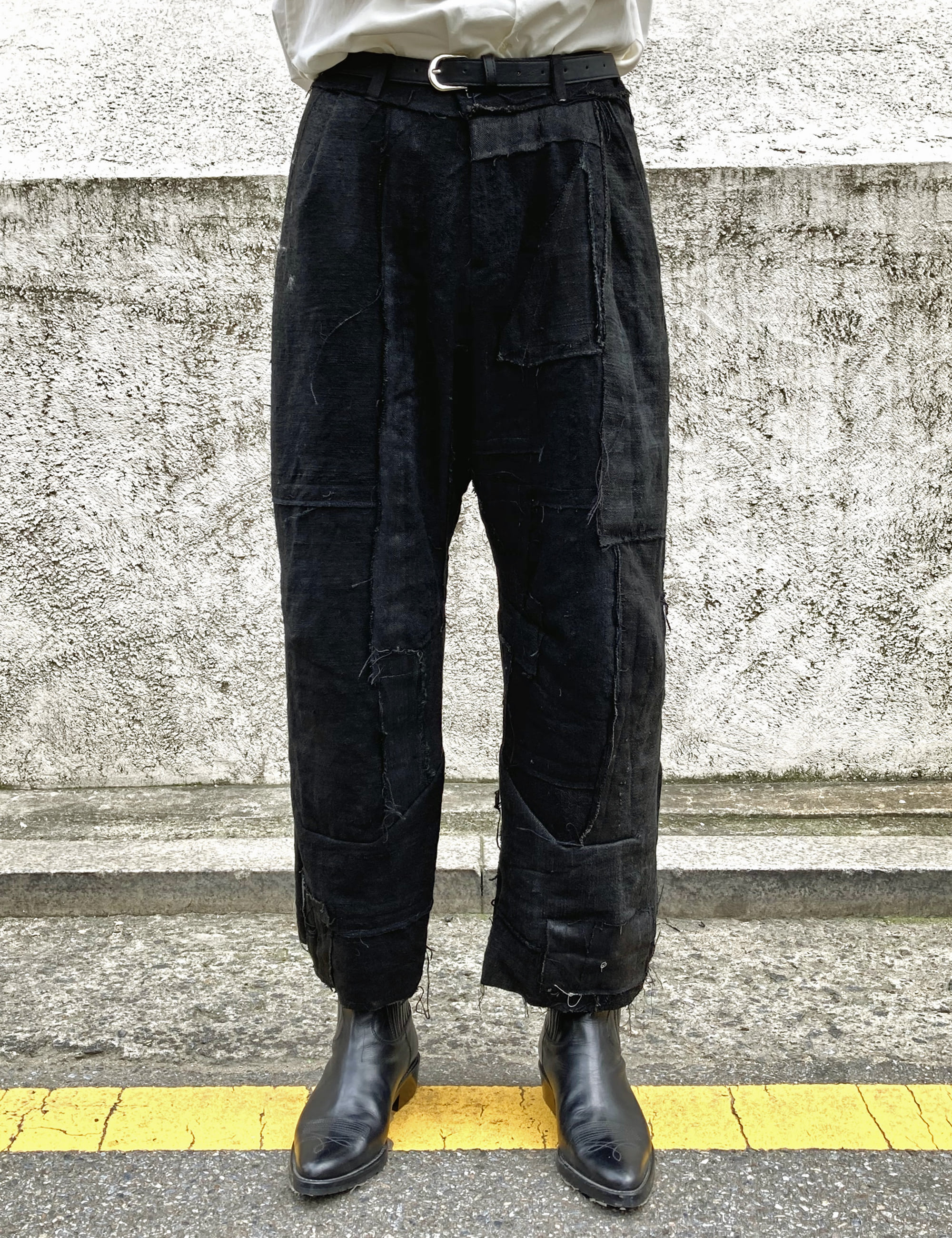 [EXCLUSIVE] WIDE TROUSERS