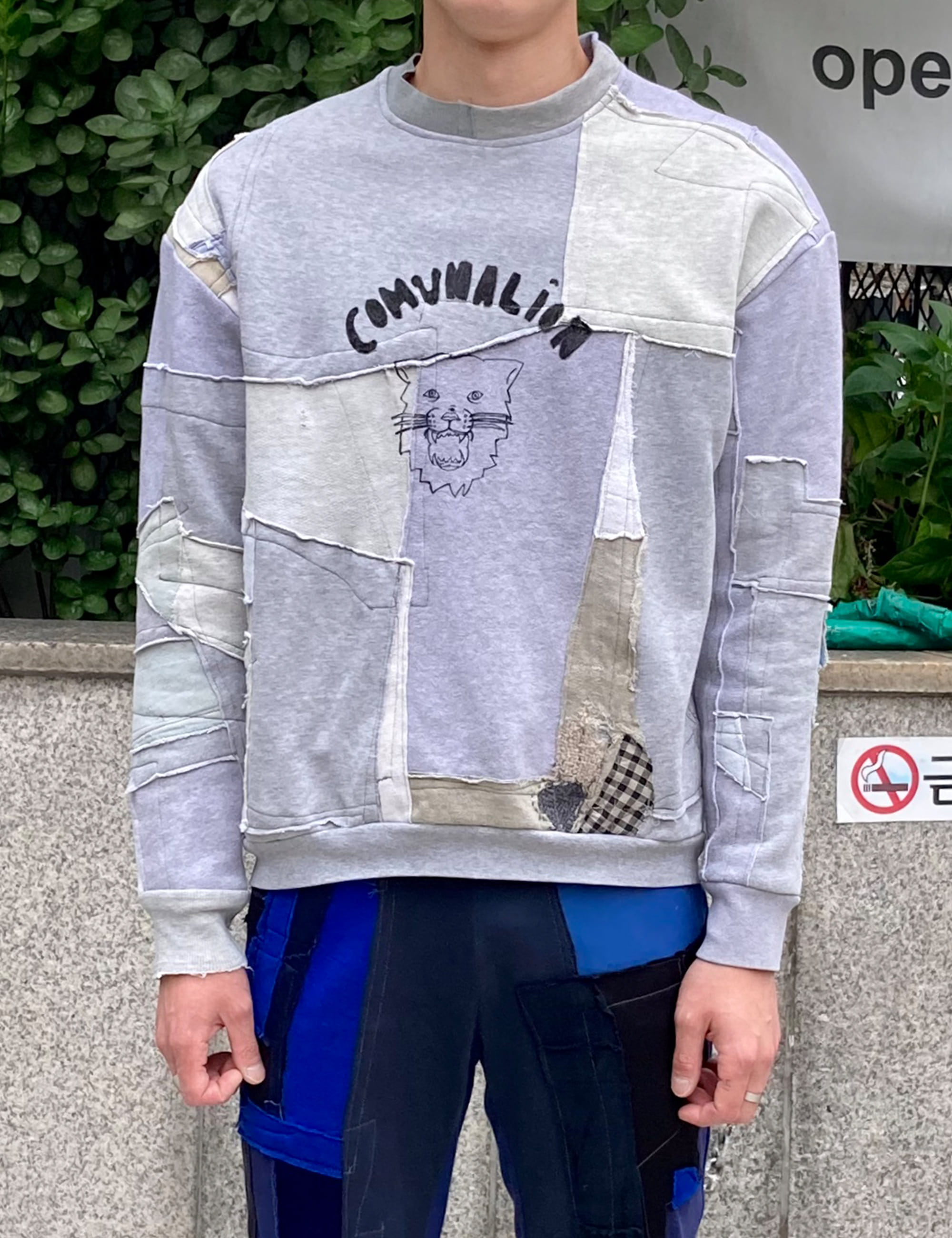 [EXCLUSIVE] SWEATSHIRT_GRAY