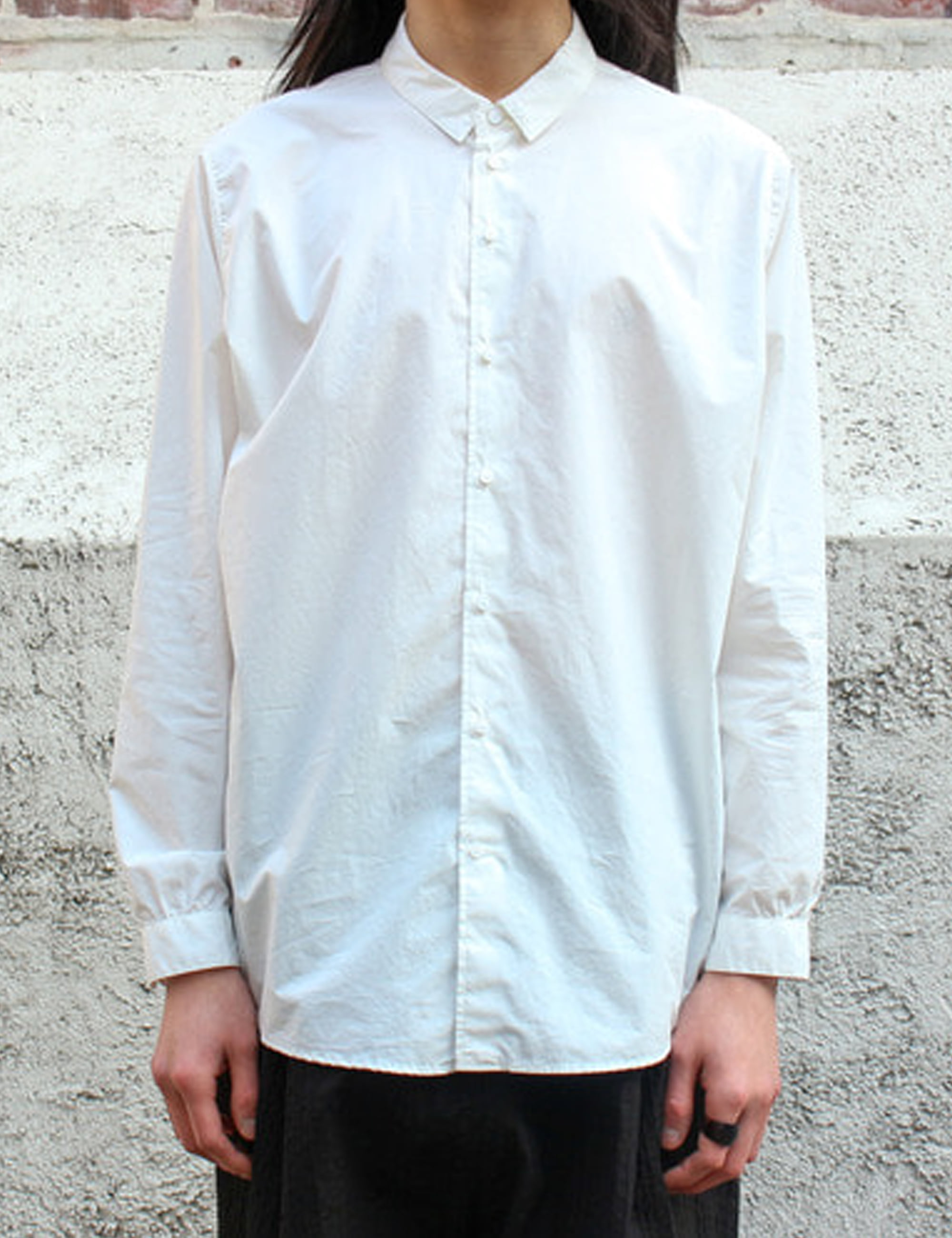 BASIC SHIRT_WHITE