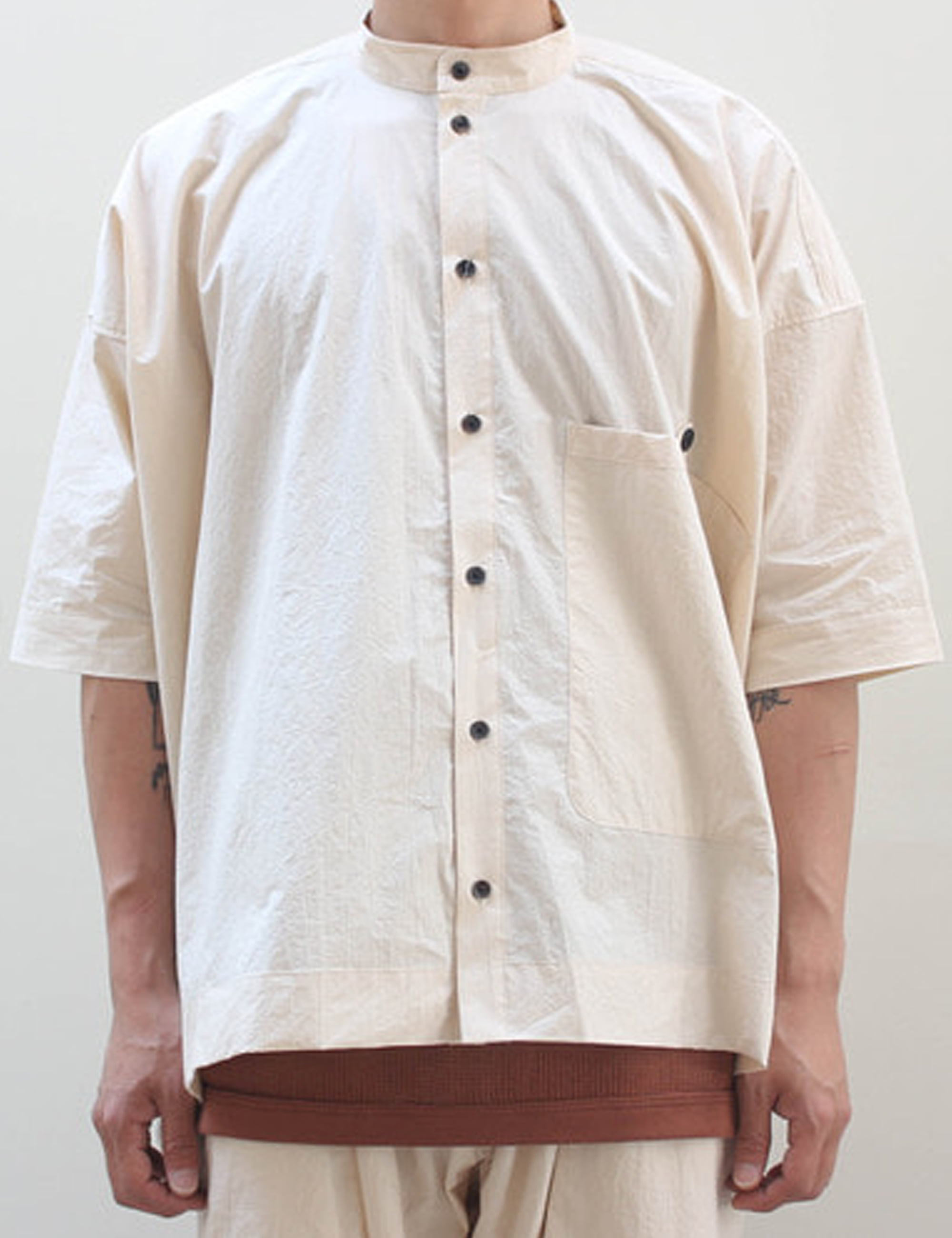 SS WIDE FIT SHIRTS_KINARI