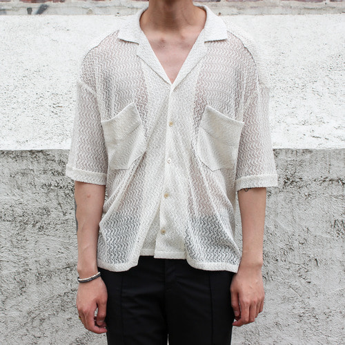 LIMITED S/S SHIRTS_IVORY