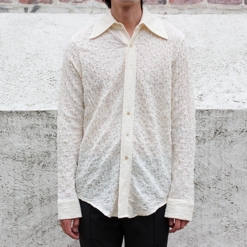 LIMITED L/S SHIRTS_IVORY