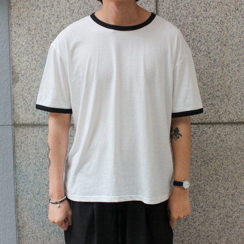 RETRO TSHIRTS_WHITE