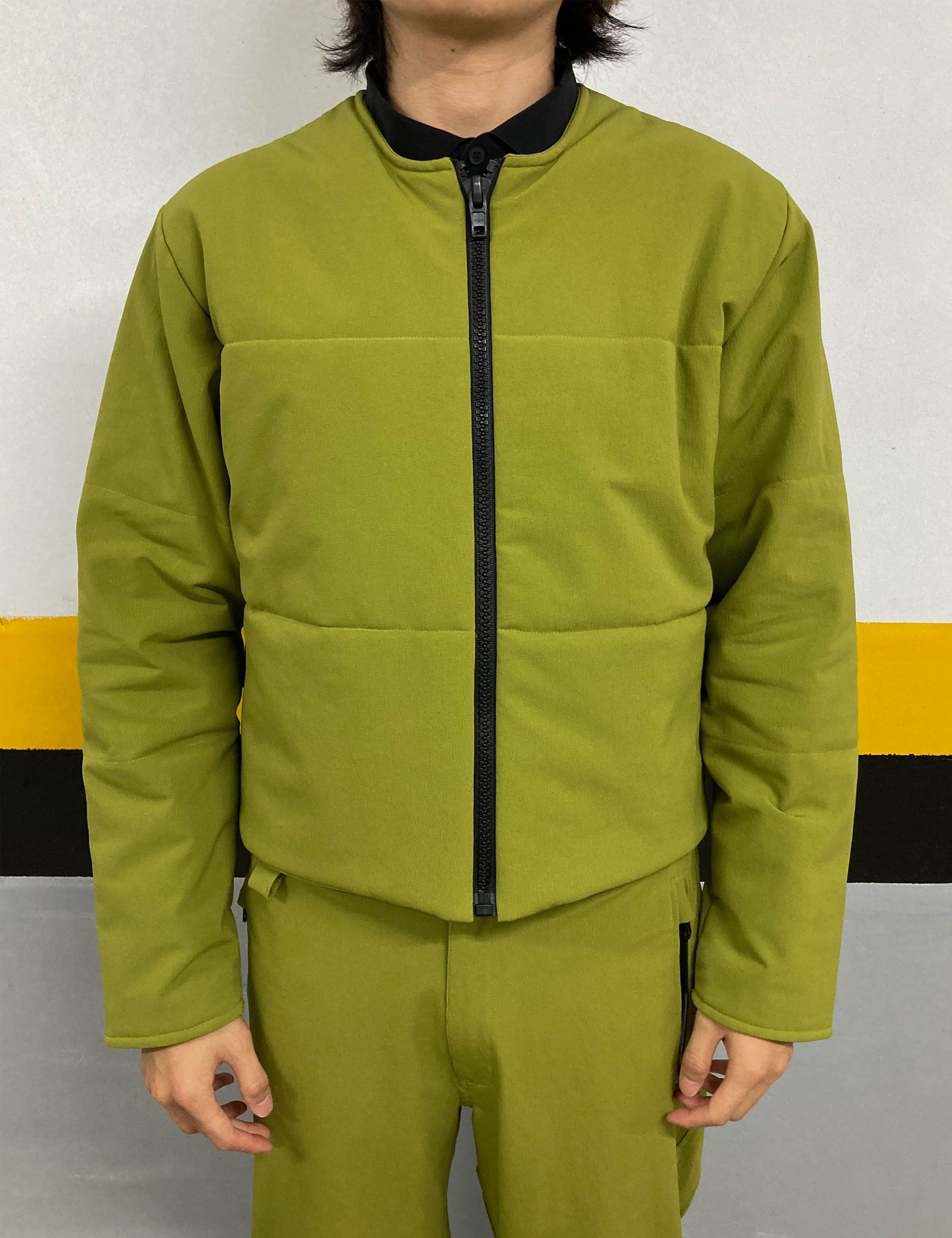 SCHOELLER® DYNAMIC DOWN JACKET_GREEN