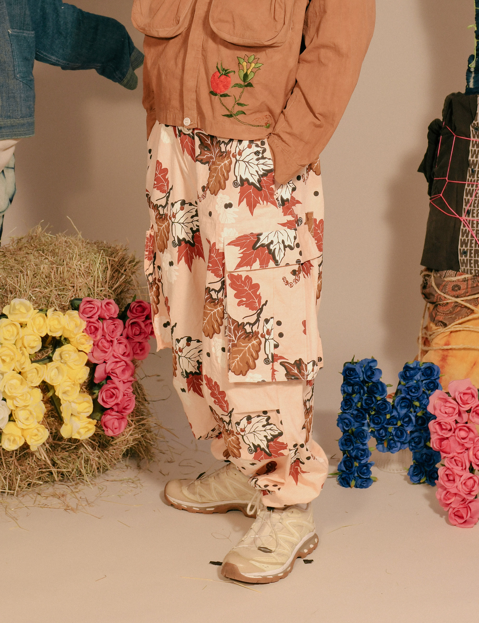 PEACE PANTS_MADDER MFG CAMO