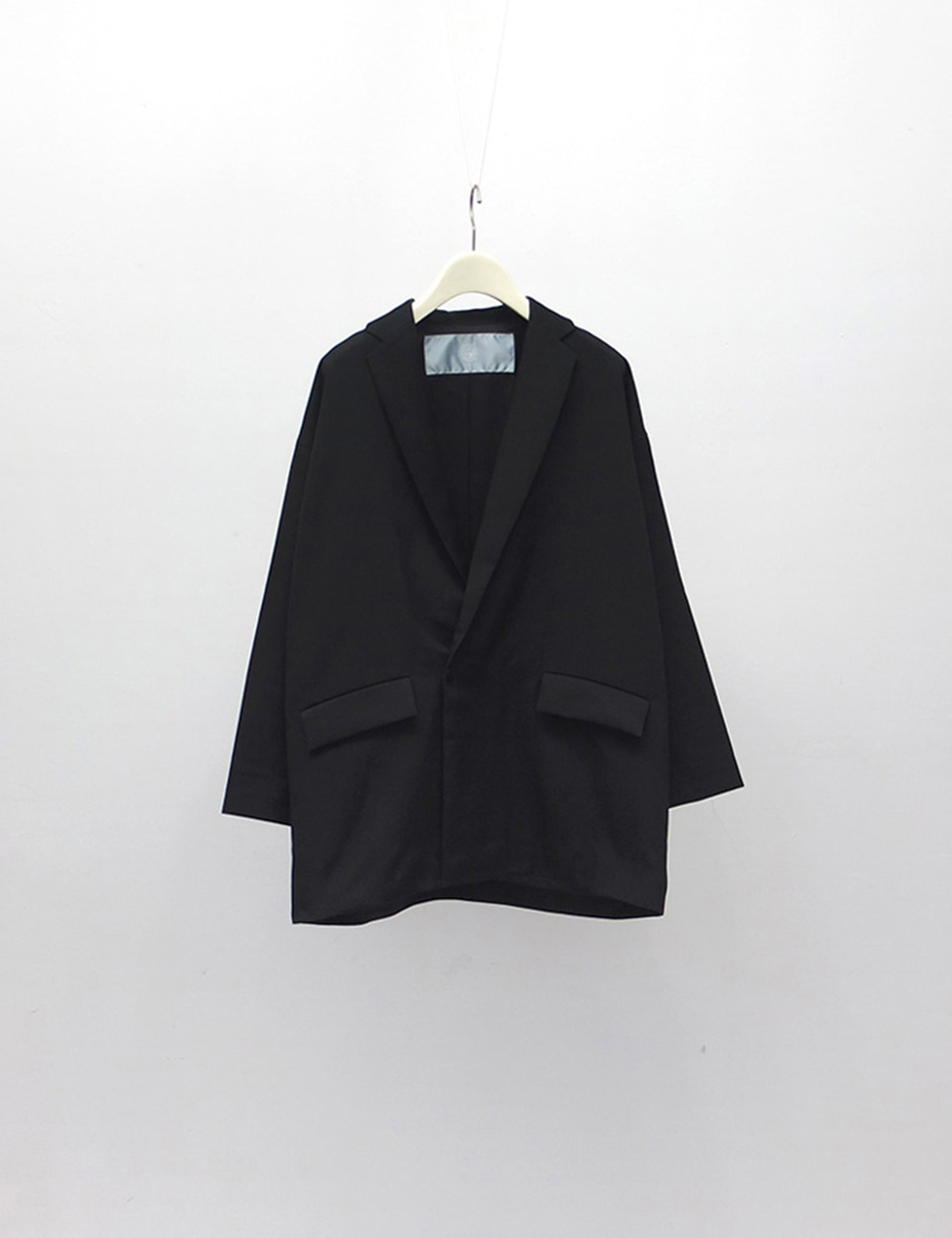 YOSOIKI DOUBLE JACKET_BLACK