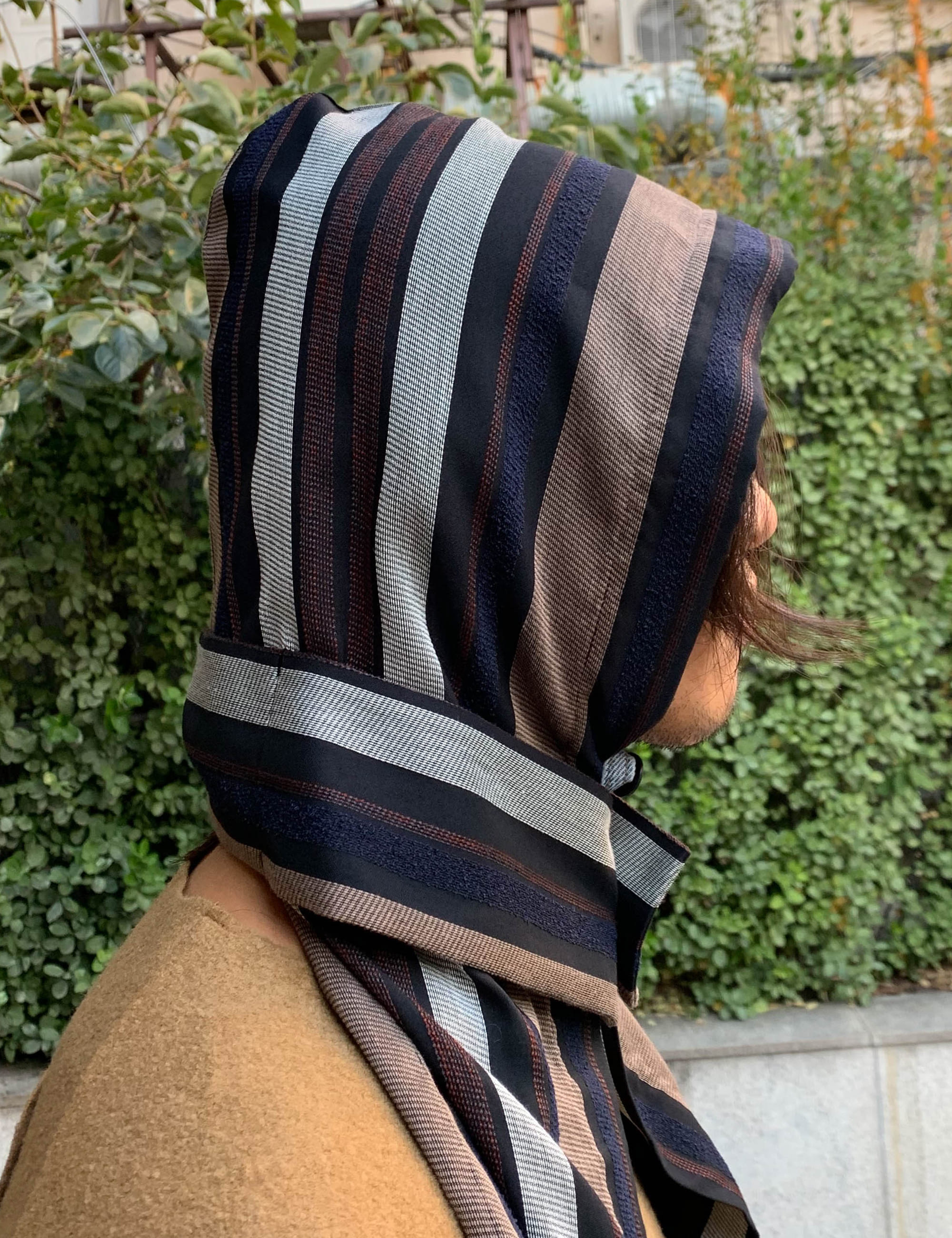 ARABIAN HOOD_STRIPE