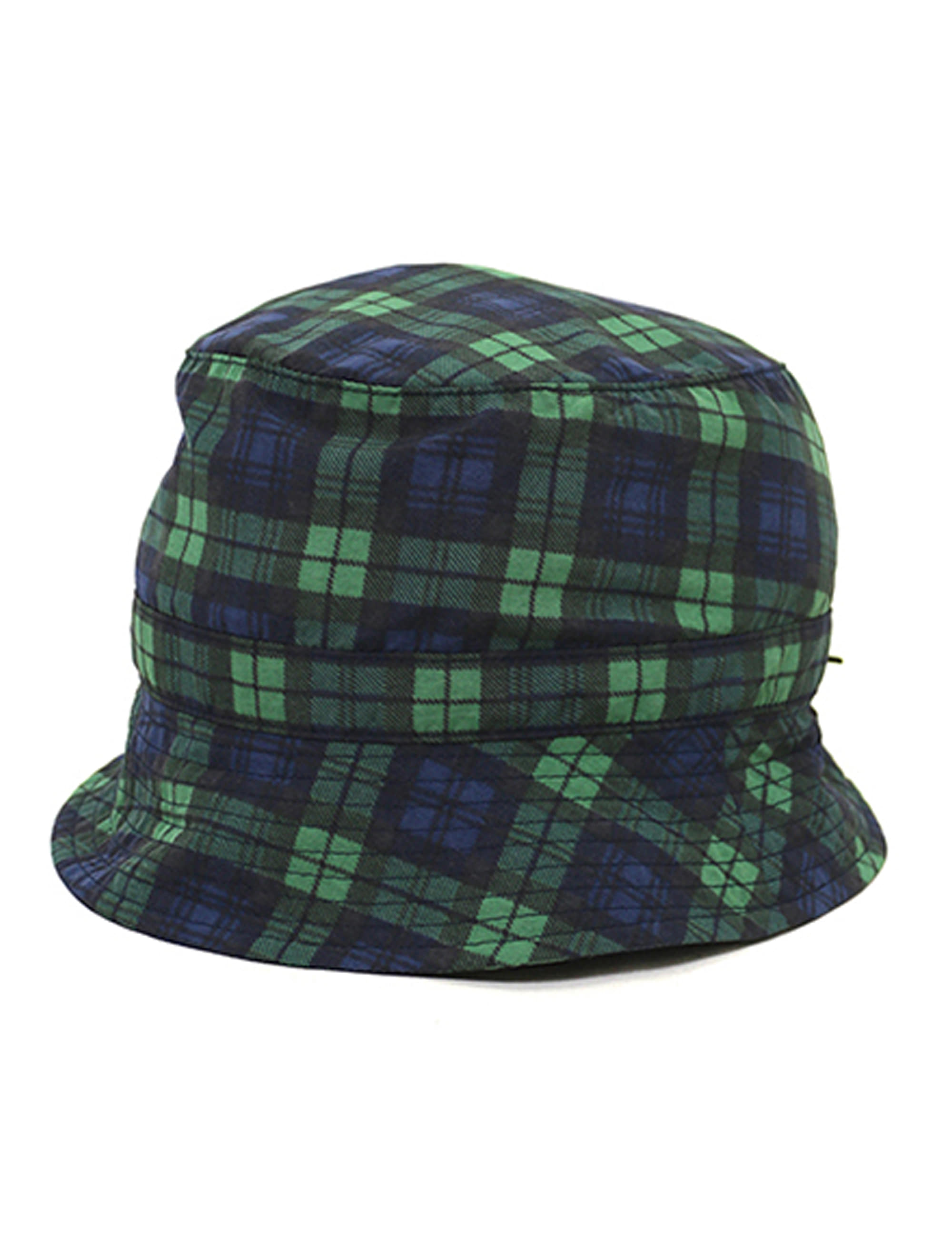 BUCKET HAT_BLACK WATCH