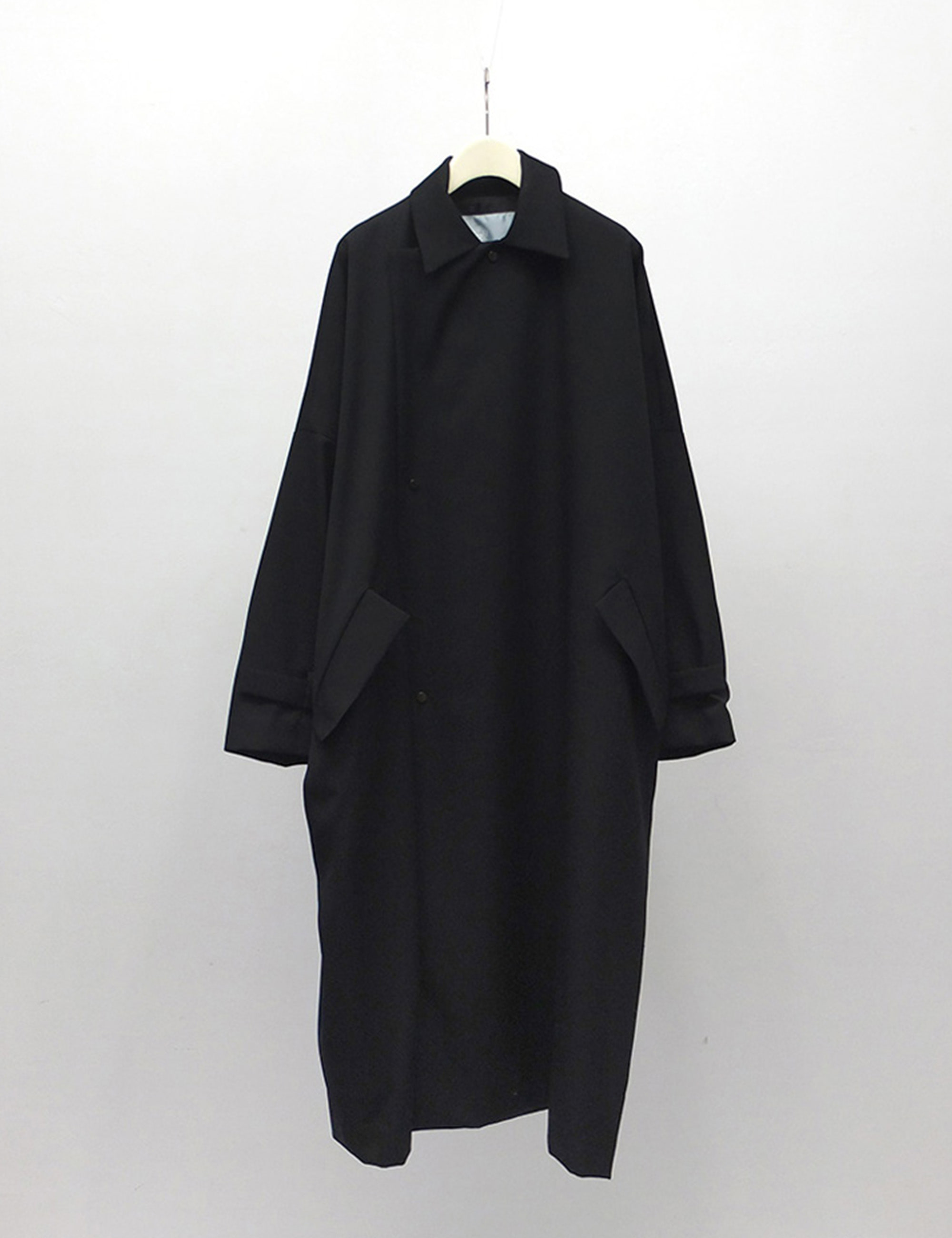 YOSOIKI COAT_BLACK