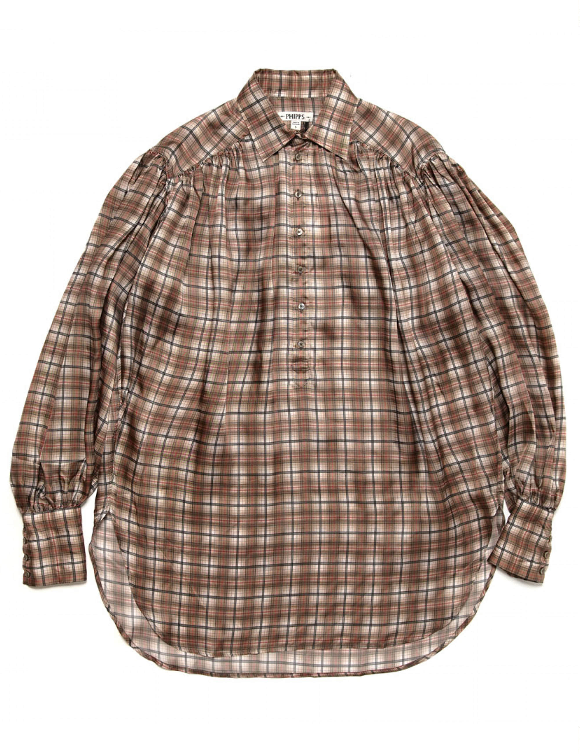 POET BLOUSE_CHECK