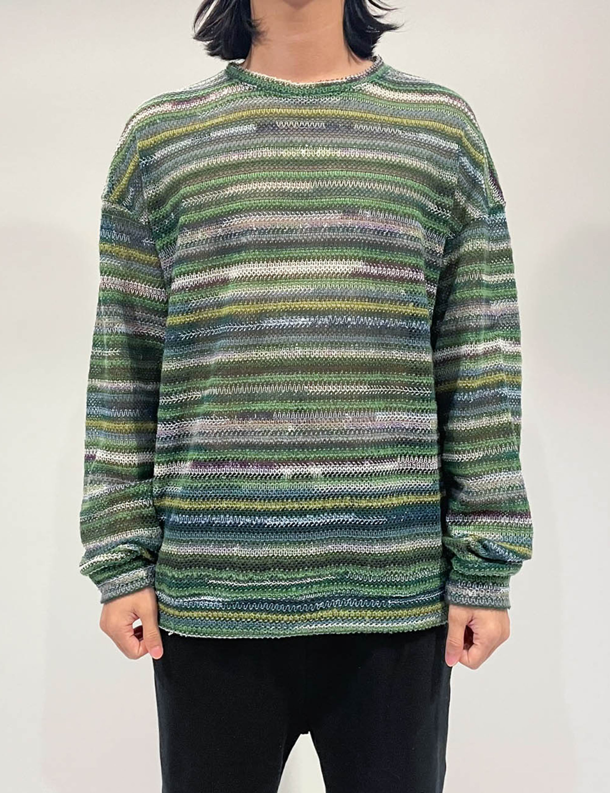 STANDARD KNITTED MTM _GREEN